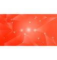 gradient geometry style vector image vector image