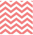 zigzag lines seamless pattern vector image vector image