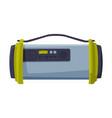 portable wireless speaker on vector image vector image