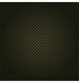 template metallic background vector image