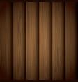 wood texture background design vector image vector image