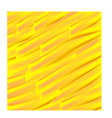 Banana fruit seamless pattern gold paint smear str vector image vector image