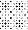chamomile geometric seamless pattern isolated vector image vector image