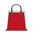 supermarket shopping bag vector image