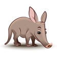 Aardvark A cartoon vector image vector image