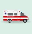 Ambulance car emergency medical service vehicle