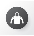 hoodie icon symbol premium quality isolated vector image vector image