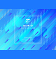 abstract blue background geometric dynamic vector image