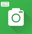 camera photographer icon business concept vector image vector image