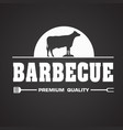 bbq barbecue premium quality image vector image vector image