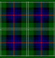 clan sutherland scottish tartan plaid seamless pat vector image vector image