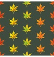 Fallen leaves only vector image vector image