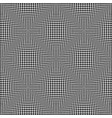 seamless 3d checked pattern vector image vector image