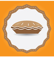 Bakery icon vector image vector image