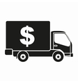 delivery icon image vector image vector image