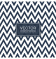 seamless zigzag pattern - trendy design vector image vector image