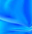 Abstract blue energy background vector image vector image