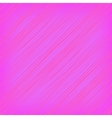 Pink Diagonal Lines Background vector image vector image