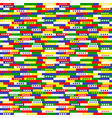 swatches-ornament-pattern-one vector image vector image