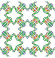 portuguese tiles vector image vector image