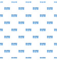 air ticket pattern seamless vector image vector image