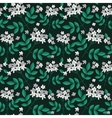 Seamless Foral pattern vector image