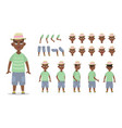 african american character constructor