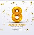 eighth anniversary birth celebration number