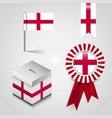 england united kingdom country flag place on vote vector image
