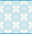 geometry seamless pattern vector image