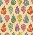 Autumn fall texture vector image vector image