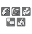 Printer icon - print button vector | Price: 1 Credit (USD $1)