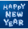 happy new year 380 vector image