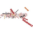 free home insurance quote it s free and easy text vector image vector image