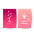premium background for holiday greeting card vector image