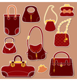 bag set 1 380 vector image