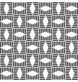 geometric graphic design vector image vector image