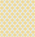 Pattern background retro vintage vector image vector image