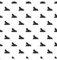 princess shoes pattern seamless vector image