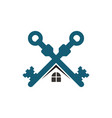 Key home real estate logo