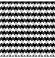 edgy seamlessly repeatable zig-zag pattern vector image