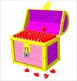 love treasure vector image vector image