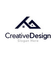 home realty residential creative business logo