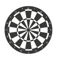 target dart sport arrow icon vector image vector image