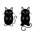 funny and sweet cat vector image vector image