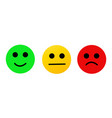 modern laughing happy smile vector image vector image