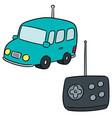 set of remote control car vector image vector image