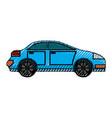 familiar car vehicle vector image