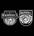 baseball championship all star badge logo emblem