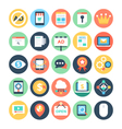 Digital Marketing Icons 2 vector image